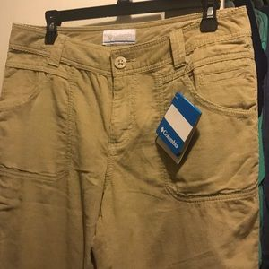 Columbia very soft cords